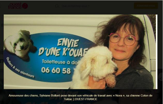Sylviane Bolloré